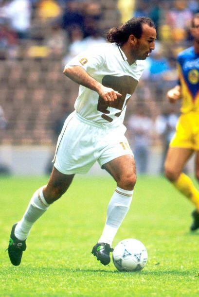 Juan Carlos Vera firmó una temporada fantástica en la 90-91 y con esa le...
