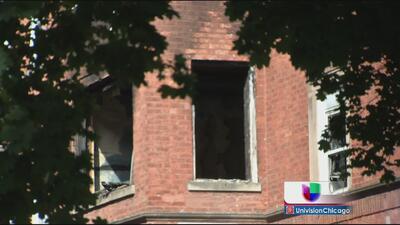 Mueren cuatro niños durante fuego en Roseland