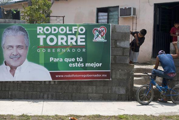 A finales de junio, fue asesinado Rodolfo Torre, el candidato favorito a...