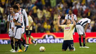 América 0-0 Monterrey: Empate sin goles pero Águilas alzó el vuelo