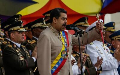 Nicolás Maduro enfrenta protestas sociales contra su gobierno.