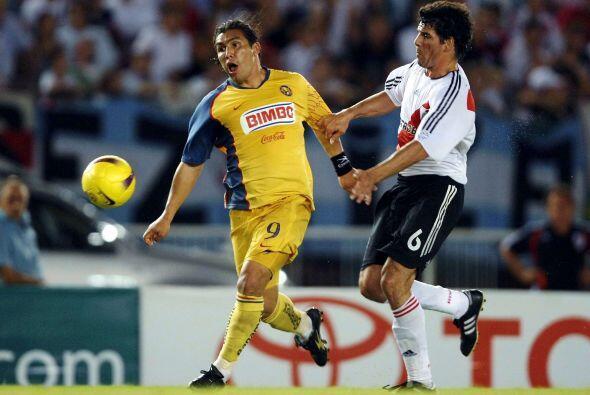 En el juego que se jugó en el estadio Monumental, River Plate le propinó...