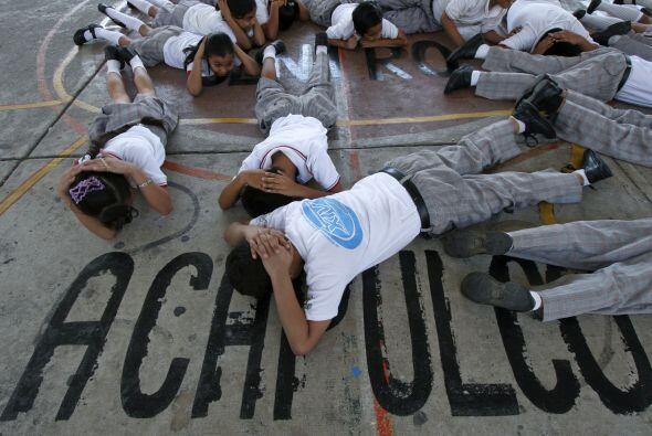 También en el puerto de Acapulco, donde la narcoviolencia comenzó a desp...