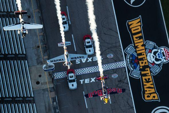 Red Bull Air Race World Championship en Fort Worth
