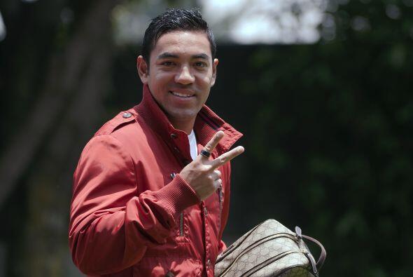 Marco Fabián tendrá que consolidarse como un jugador regular y confiable...