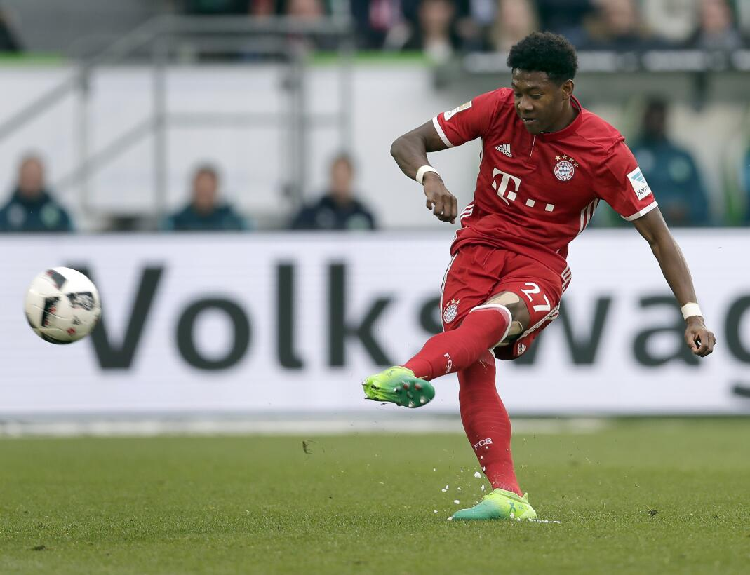 David Alaba (Bayern Múnich)
