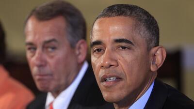 Obama se reúne con líderes del nuevo Congreso
