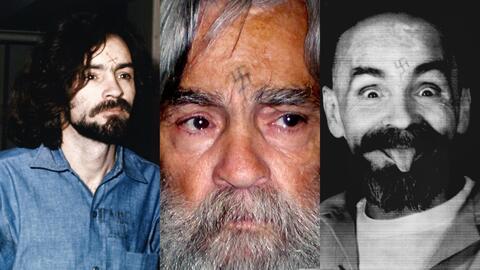 El asesino serial Charles Manson murió a los 83 años en un...