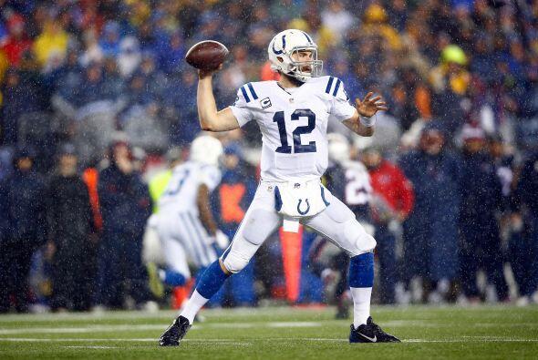 Es raro que un quarterback joven sea promocionado como jugador franquici...