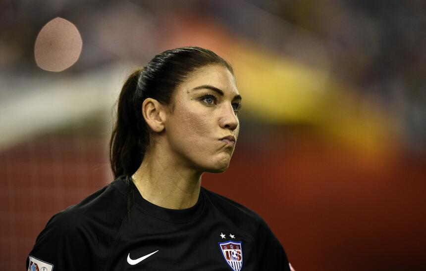 Selección Nacional Femenil de Estados Unidos, nominada a Equipo del Año