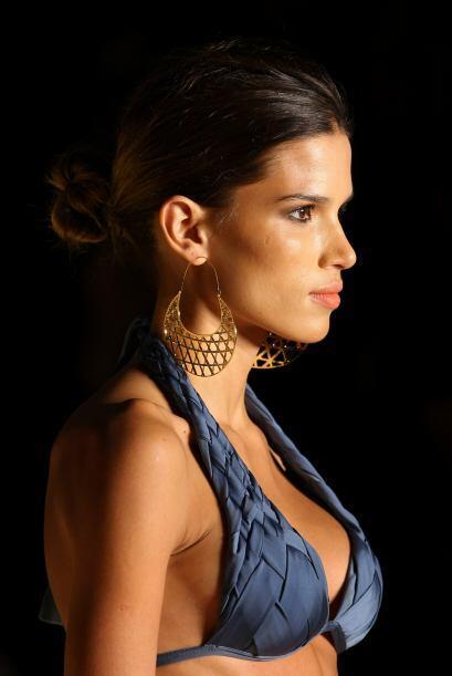 Raica Oliveira, hermosa modelo brasileña disputó varios 'p...