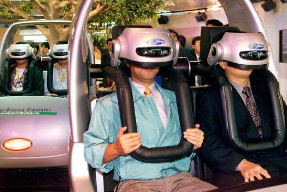 REALIDAD VIRTUAL. El concepto moderno de realidad virtual comenzó...