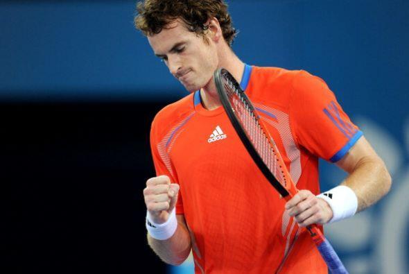 Andy Murray quiere llegar motivado al primer Grand Slam de la temporada:...