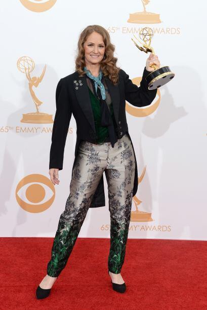 """Melissa Leo obtuvo un Emmy por Actriz invitada en Comedia, en el show """"L..."""