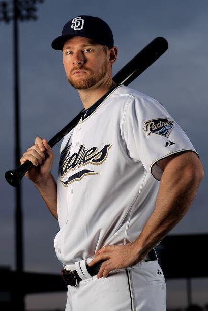 El tercera base de Colorado, Chase Headly, debutó en 2007 en las Ligas...