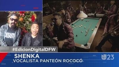 Danny Luna entrevista a Shenka de Panteón Rococó