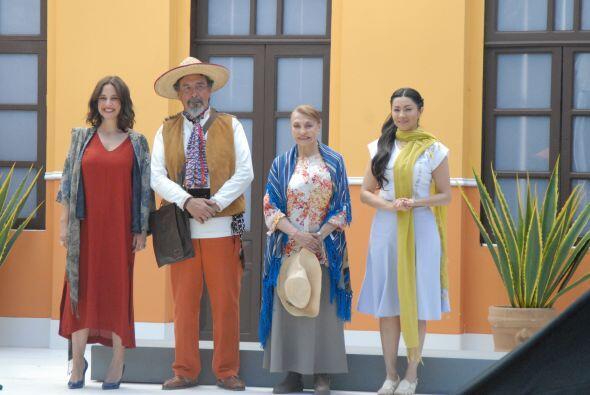 Claudia Ramírez dejará las villanías en esta telenovela.