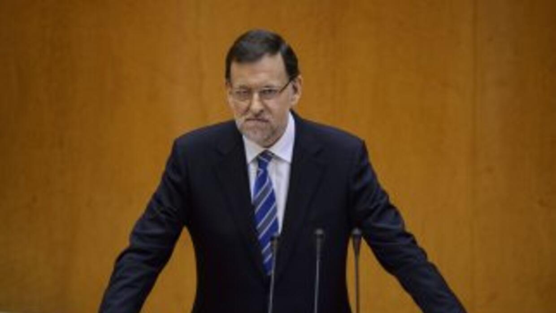 Rajoy precisó que el proceso de ajuste del déficit público continúa en l...