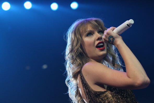 Swift se benefició en 2011 por una gran gira, en la que recaudó más de $...