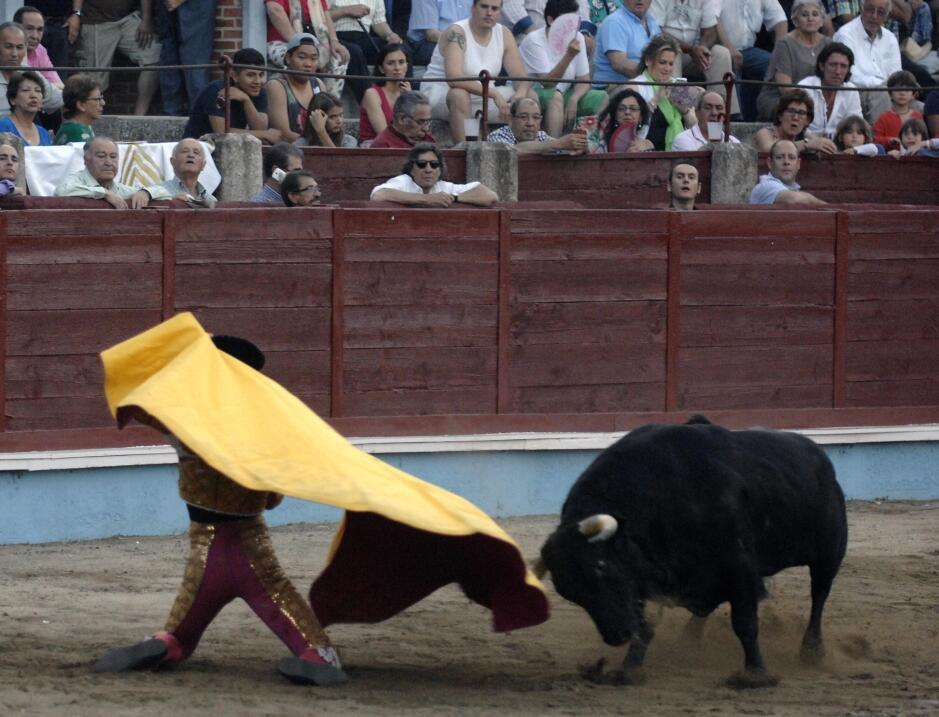 Colate en los toros