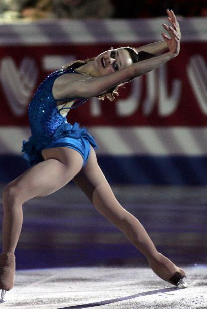 Esta hermosa patinadora de 26 años ganó la medalla de plat...
