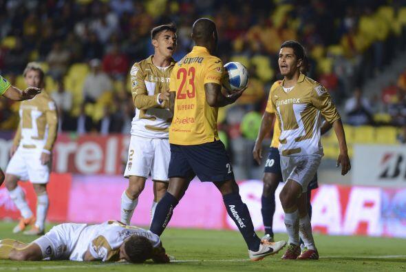 Felipe Baloy, la musculatura del panameño le ha ayudado en su forma de j...