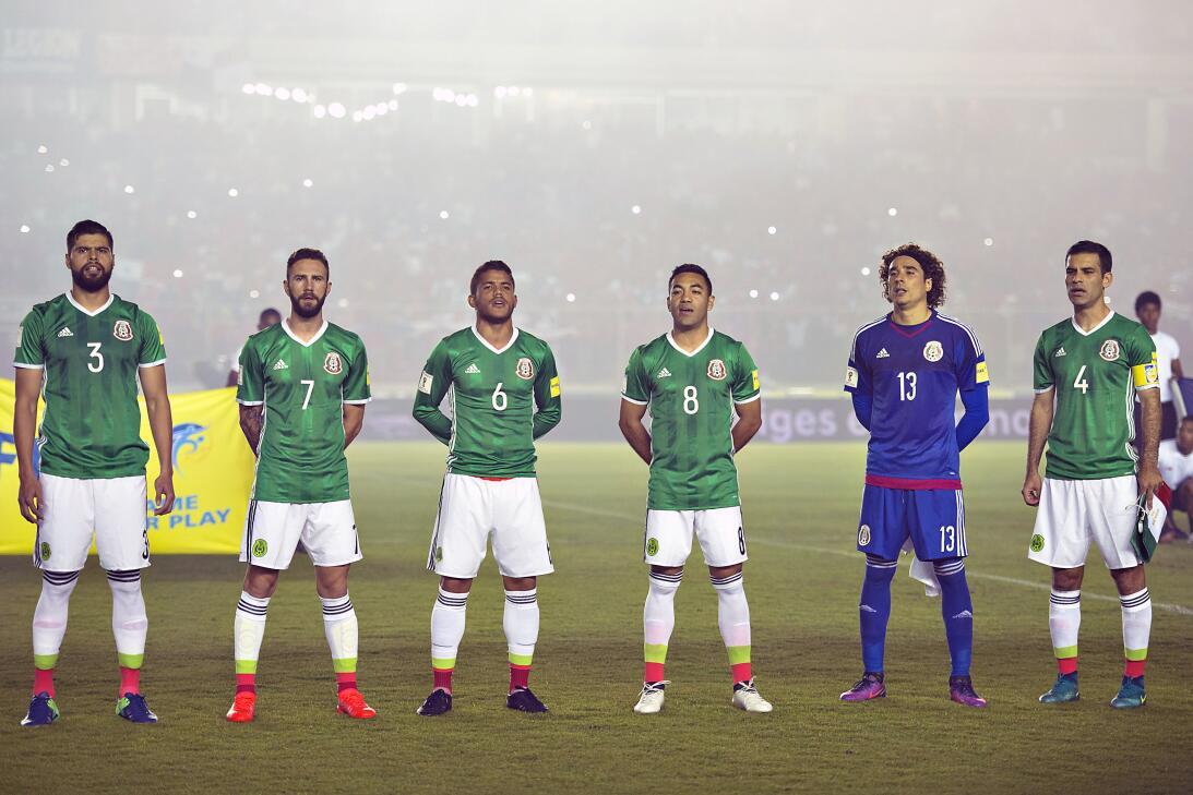 ¿Cuál es el más mexicano de los diseños de las camisetas del 'Tri'? 2016...