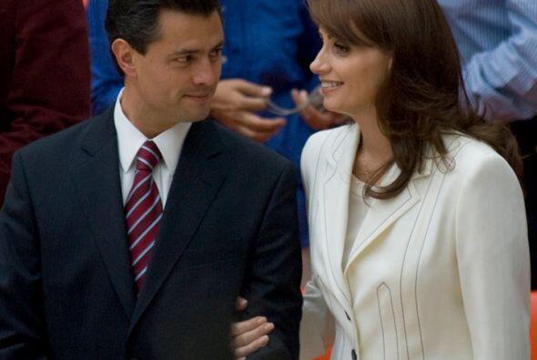 Peña Nieto anunció hace unos meses que se casaría con Rivera, a quien ya...