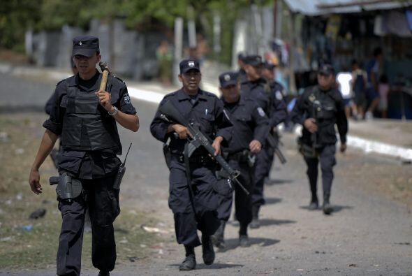 La policía actuó de inmediato realizando un operativo en el que detuvier...