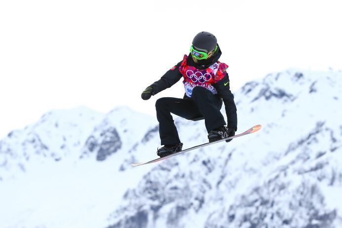 En fotos: Silje Norendal, la reina del snowboarding GettyImages-46804268...