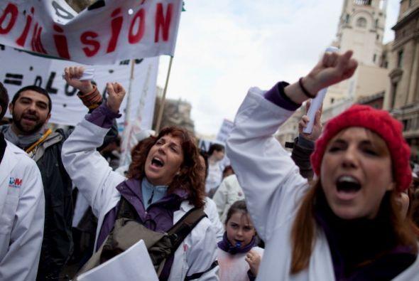 """""""Esto no es cosa de los sindicatos o de organizaciones, es una movilizac..."""
