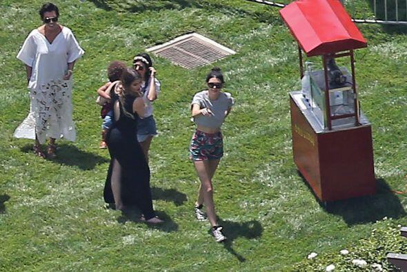 También dieron conos de helado y raspados. Más videos de Chismes aquí.