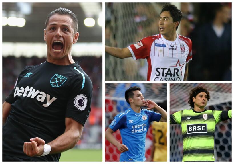 Los otros 'Layunes': jugadores muy criticados y hasta odiados por sus hi...