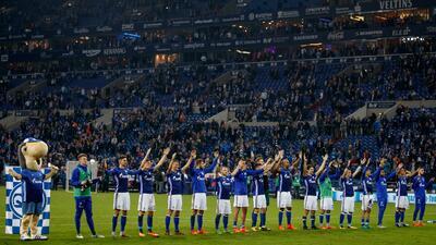 Con un espectacular Gortezka, Schalke 04 derrotó al Mainz 05
