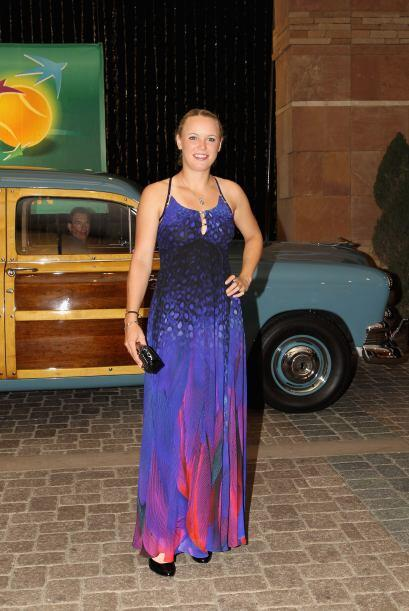 Caroline Wozniacki es la primer sembrada del torneo.