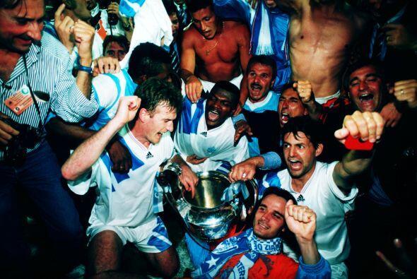 1993 ya fue año de la Champions League' como se le conoce hasta la fecha...