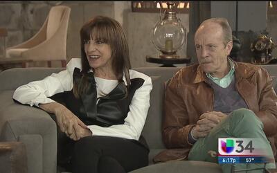 Rosa María Bianchi y Juan Carlos Colombo estelarizan la nueva serie Yago