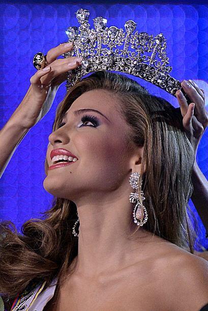 Castellanos ingresó a principios de 2013 al casting de Miss Venezuela y...