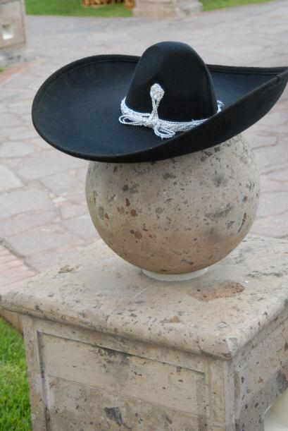 La ceremonia comenzó muy puntual, ¡ahora sí a ponerse el sombrero!