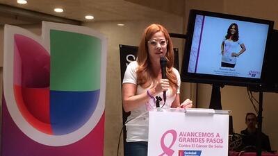 """""""Avancemos Unidos"""" contra el cáncer"""