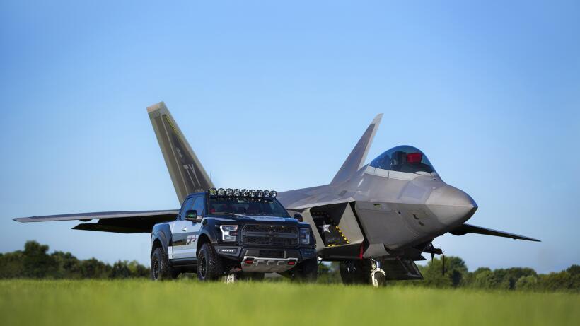 Ford 'F-22' Raptor