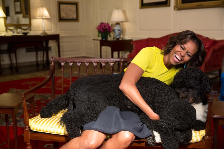 Michelle Obama en los ojos de su fotógrafa personal 16140464745-ccf1fa93...