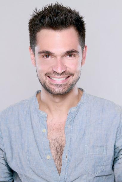 """El actor sigue vigente en las telenovelas, su última producción fue """"Por..."""