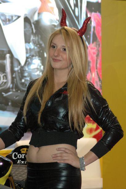 El Salón Internacional de la Motocicleta 2011 recibió al p...