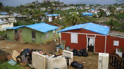 '100 techos', la iniciativa para ayudar a la reconstrucción de Puerto Rico