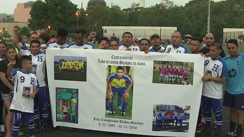 Equipo Centroamérica prepara homenaje en la Copa Unvision a un miembro