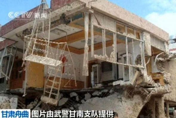 Desde que comenzó el año, las fuertes lluvias dejaron en toda China más...
