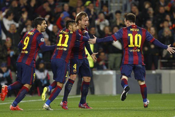 El Barcelona derrotó por la mínima al Manchester City para concretar su...