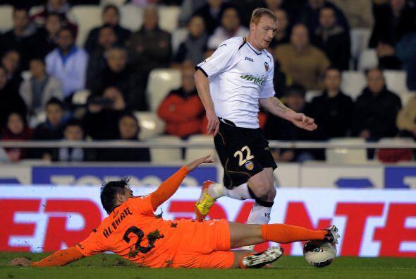 Por su parte, el Valencia, derrotado la semana pasada por el colista Zar...