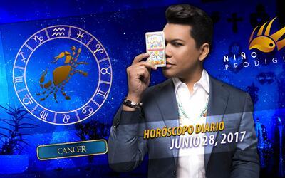 Niño Prodigio - Cáncer 28 de junio 2017